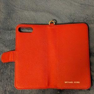 Michael Kors iPhone 7 Plus case